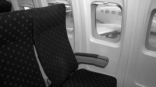 Passenger says she woke up alone on an empty Air Canada plane