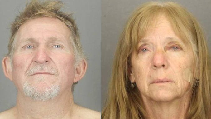 Utah couple facing murder charges on run after escape