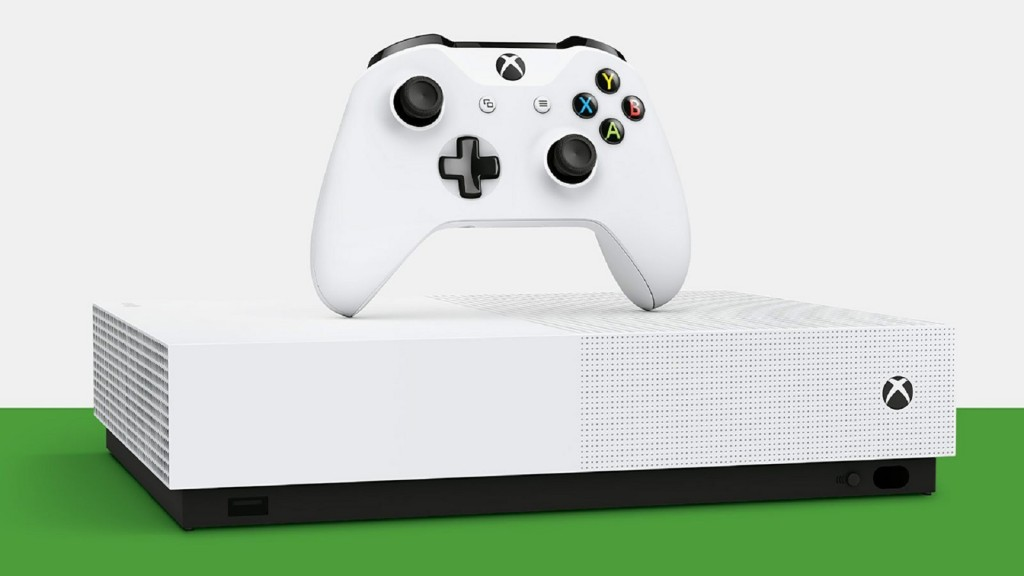 Microsoft's new Xbox doesn't use any discs