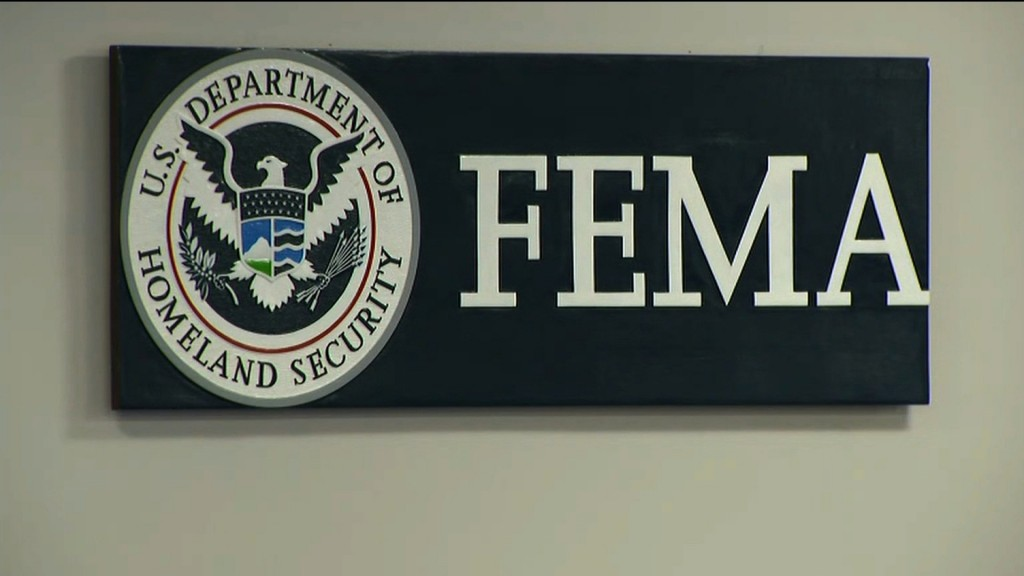 Former FEMA official accused of sexual misconduct