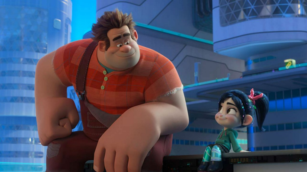 'Wreck-It Ralph' hopes to break virtual reality, too