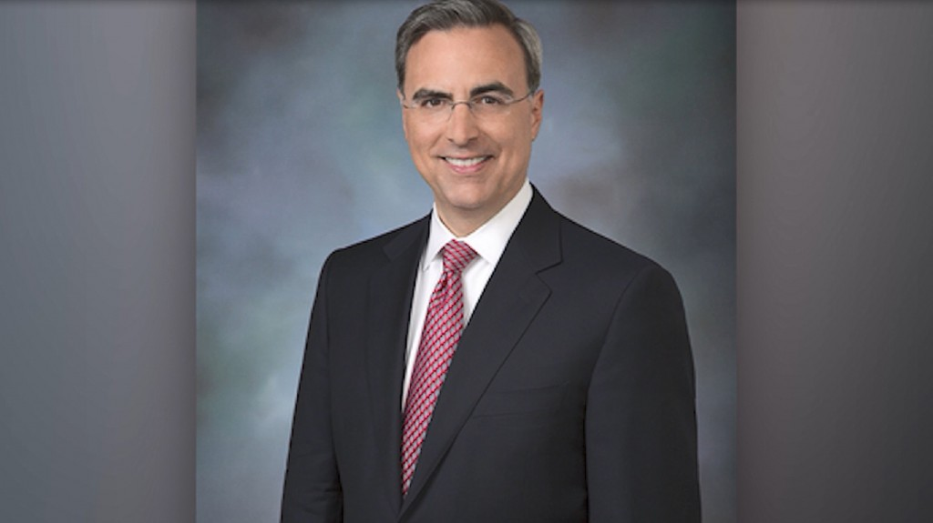 Washington lawyer Pat Cipollone will be next White House counsel