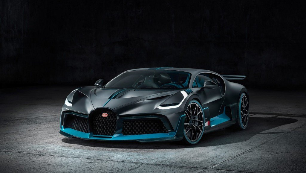 Bugatti reveals $6 million supercar