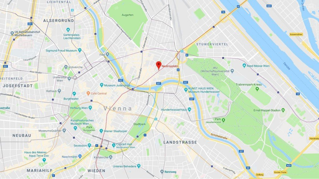 4 people stabbed in Vienna