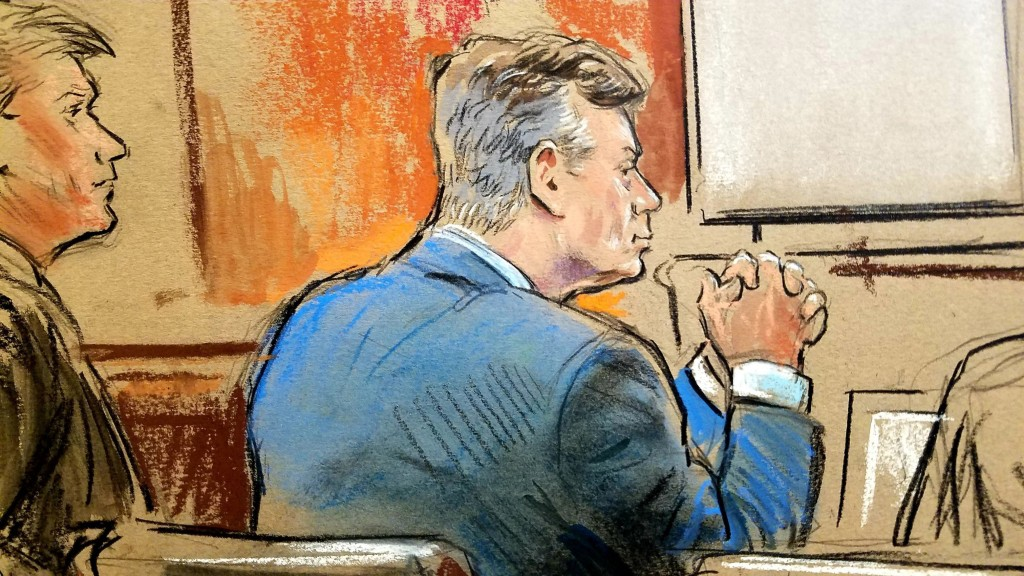 Takeaways from day six of the Paul Manafort trial