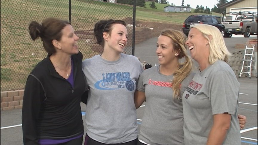 VIDEO:  Hoopfest For The Family
