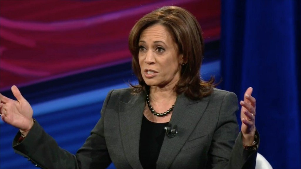 CNN poll: Harris climbs as enthusiasm starts high for both parties