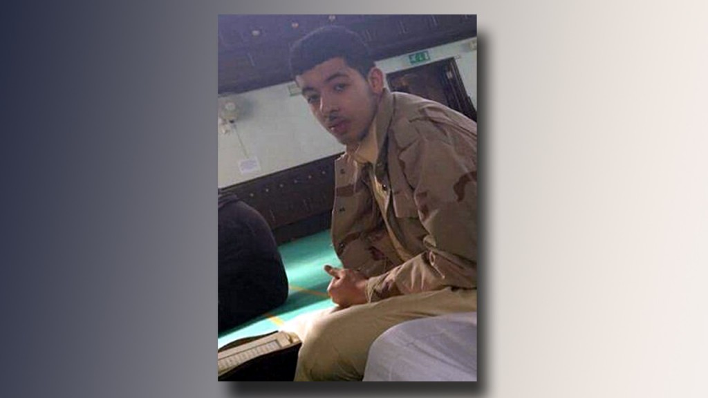 2017 Manchester bomber was rescued from Libya