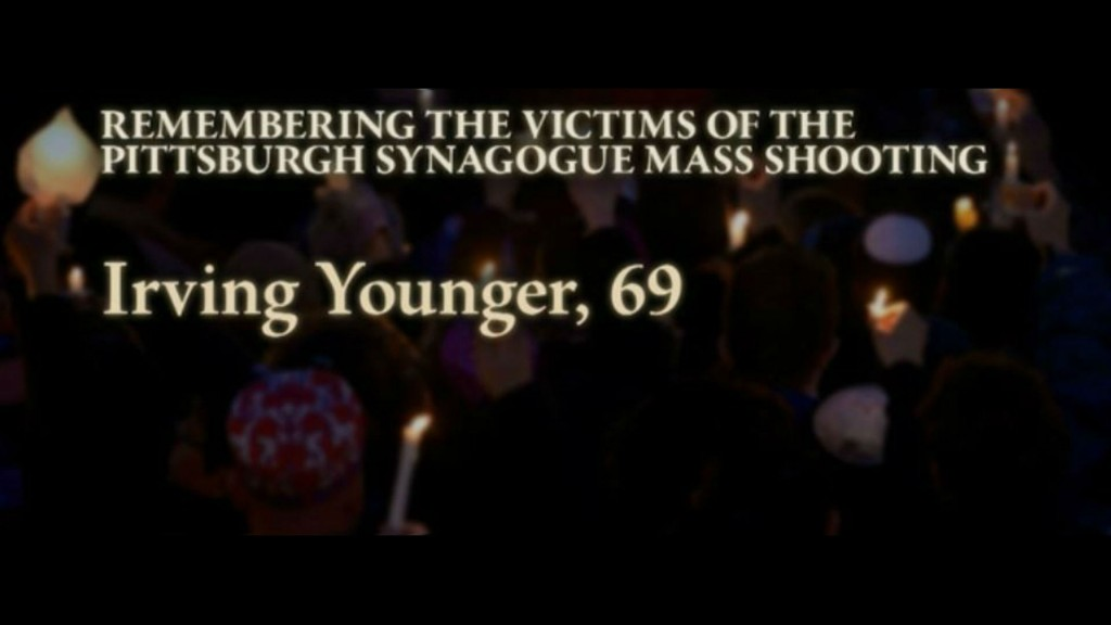 Remembering victims of Pittsburgh synagogue massacre