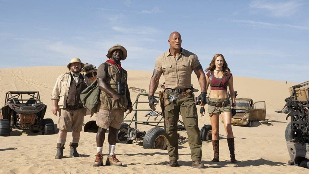 'Jumanji: Next Level' has strong box office opening