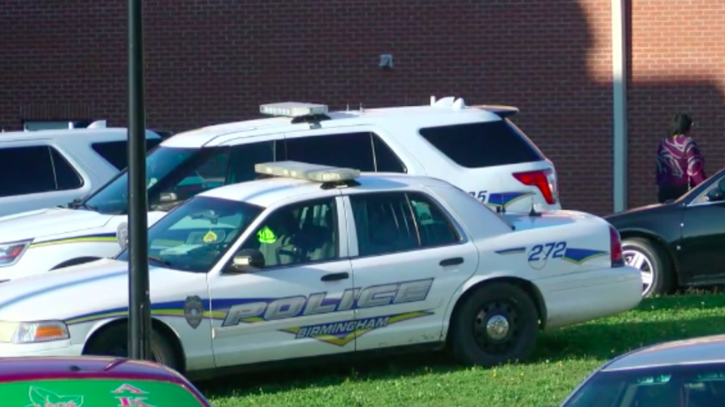One student dead, another hurt in Alabama school shooting