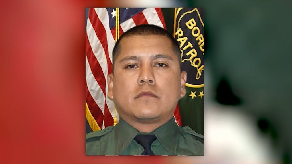 New memo says no evidence of crime in border agent death