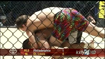 """Lyle """"Fancy Pants"""" Beerbohm is fighting his way to the top"""