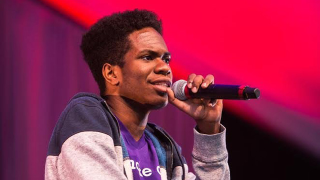 Harvard student raps for senior thesis