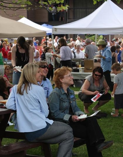 Food and Fun in Sandpoint