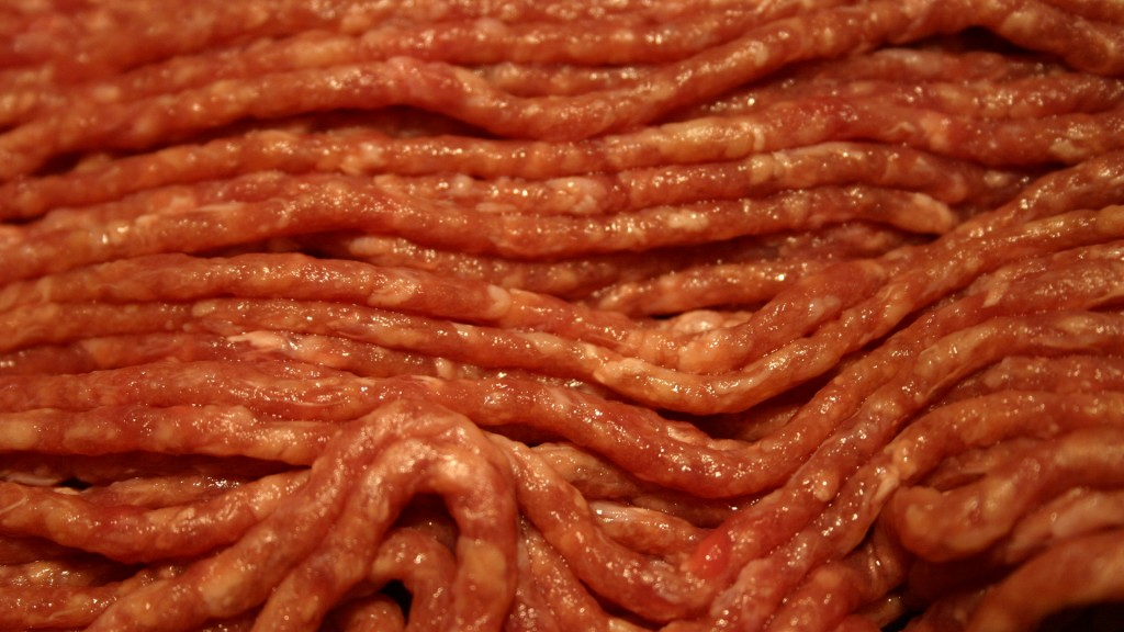 China perfected fake meat decades before the Impossible Burger