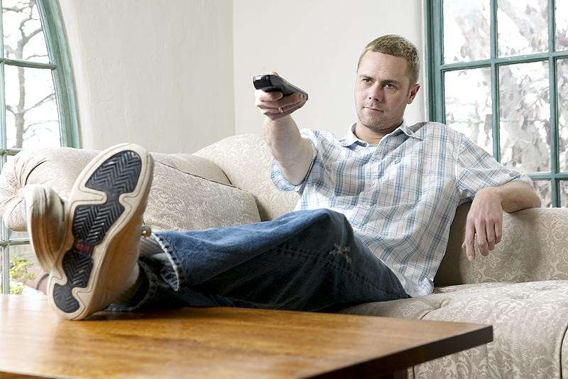 Too lazy to use a remote? There may be technology for that