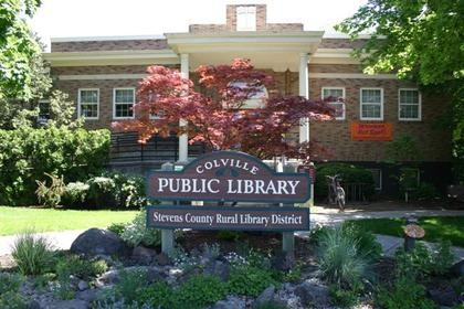 Volunteer Opportunity: Colville Public Library