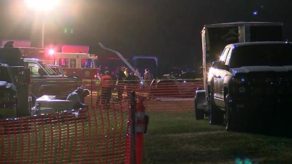 Sightseeing helicopter crashes at Pennsylvania fair