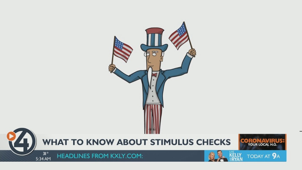 Everything You Need To Know About Those Stimulus Checks