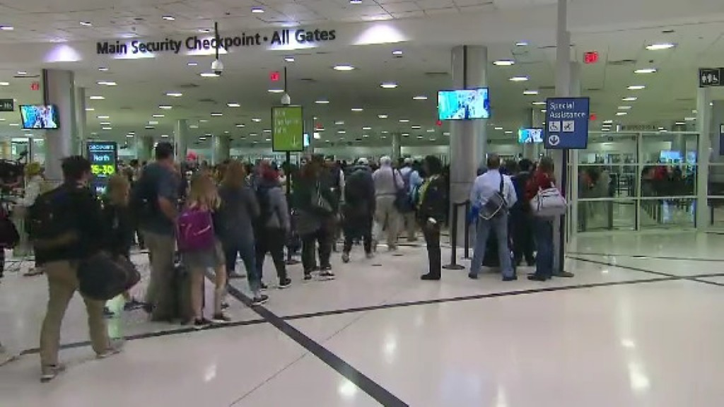 How early do you get to the airport? The great timing debate