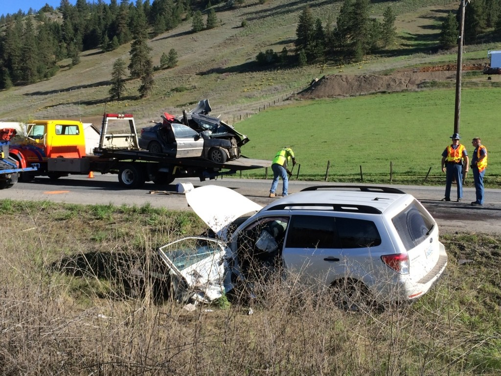 One person dead in fatal collision near Kettle Falls
