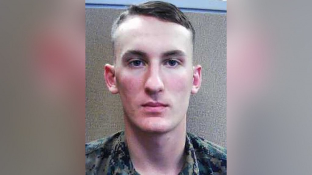Marine deserter accused of murder arrested in Virginia