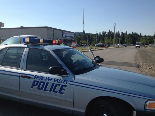 Driver in non-injury collision killed by passing vehicle