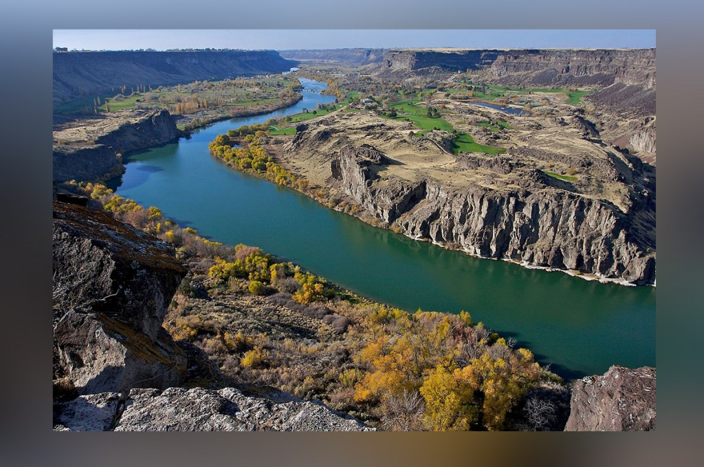 Found remains trigger search along Snake River