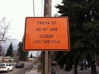 Freya Drivers Preparing for Construction Project