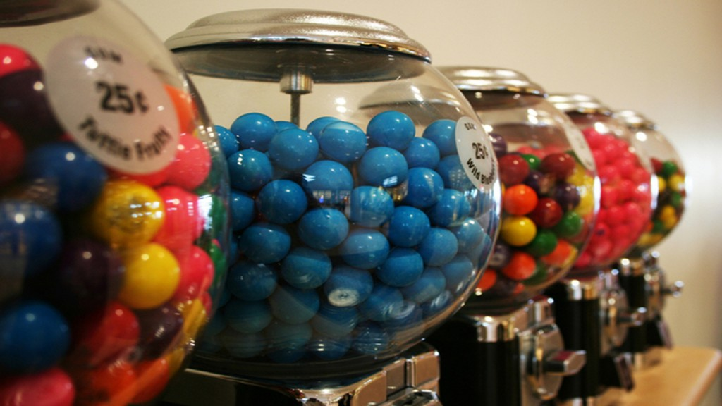 'Gumball Bandit' fumbles through attempted theft