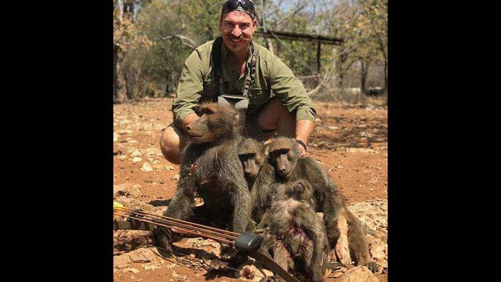 Idaho Fish and Game commissioner resigns after bragging about killing a family of baboons