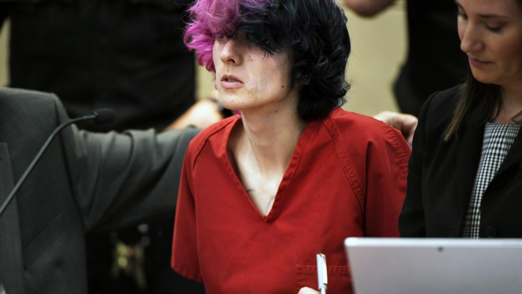Suspects in Colorado school shooting make first court appearances