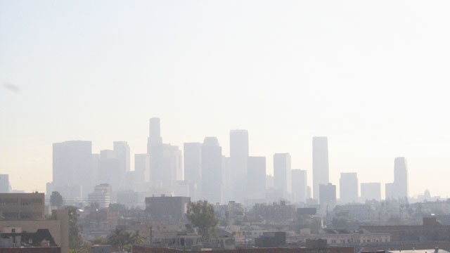 Prenatal exposure to air pollution linked to autism risk, study says