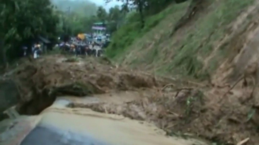 At least 133 dead in Bangladesh landslides