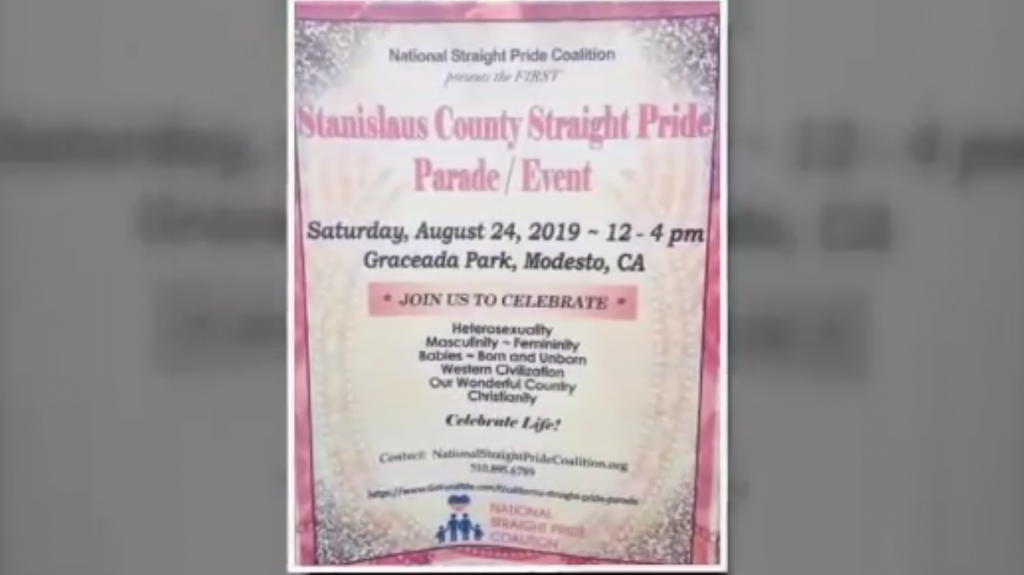 No straight pride event at Calif. park