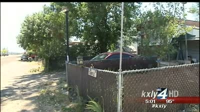 Mobile homes around Fairchild in jeopardy