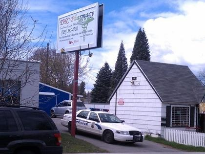 Authorities Raiding South Perry Medical Marijuana Dispensary