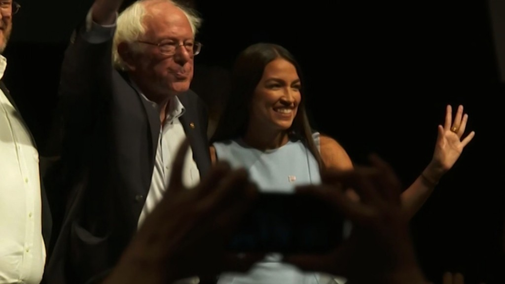 Bernie Sanders is breaking barriers with young Latinos