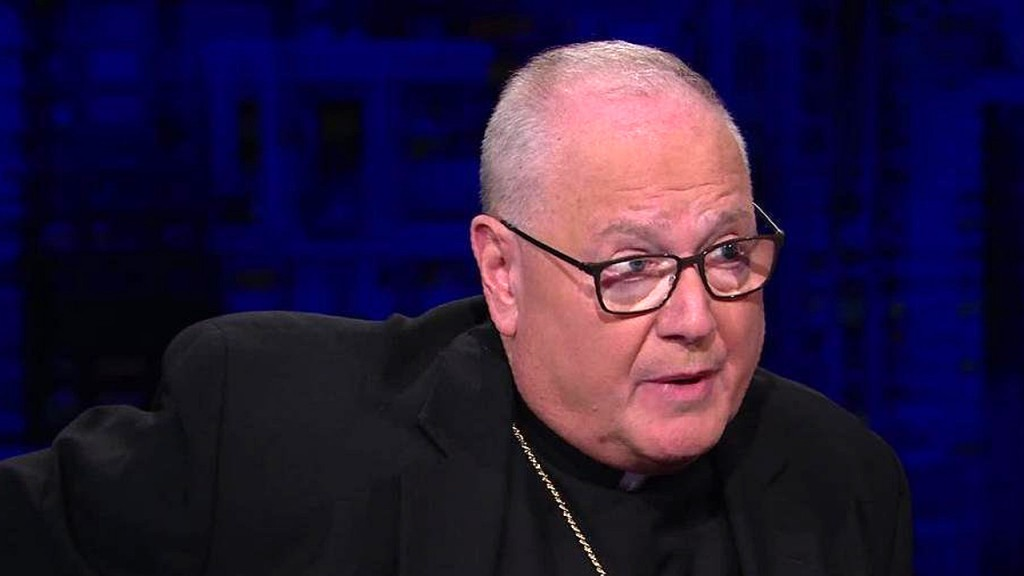 Cardinal says his own mother is 'embarrassed to be Catholic'