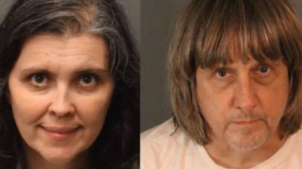 Turpin parents plead guilty to multiple charges, including torture