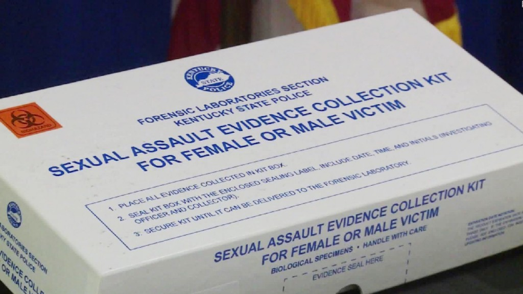 Work continues to get all rape kits in Idaho tested