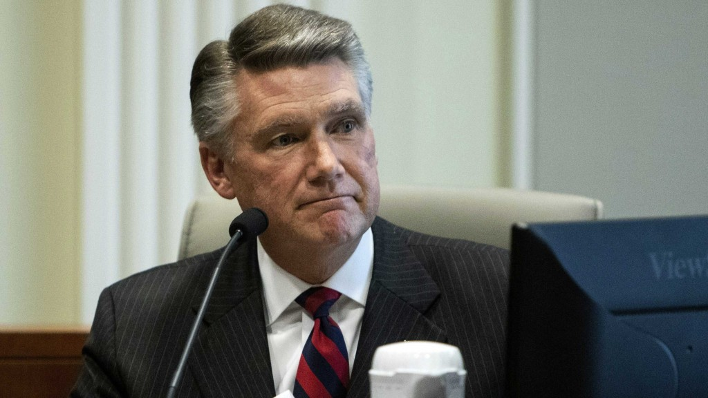 North Carolina schedules new election for last undecided 2018 race