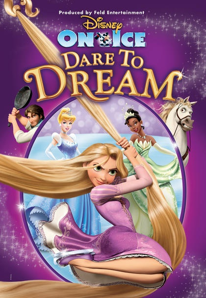 Dare to dream with Disney on Ice show