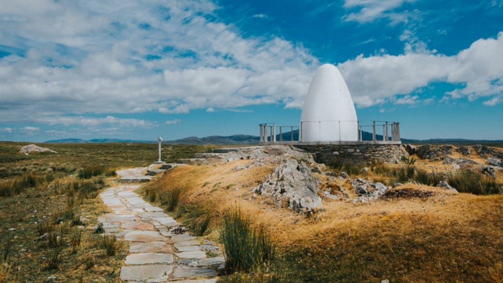 Monument in Ireland marks important aviation site