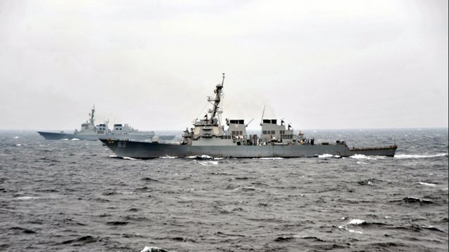 7 US sailors missing after collision off Japanese coast