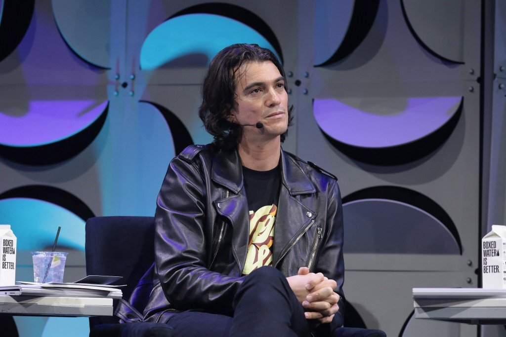 WeWork co-founder reportedly getting $1.7 billion buyout