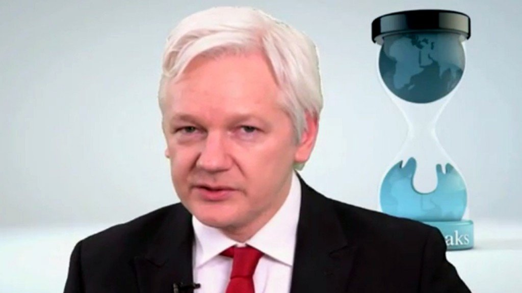 Assange's refuge in Ecuadorian embassy 'in jeopardy'
