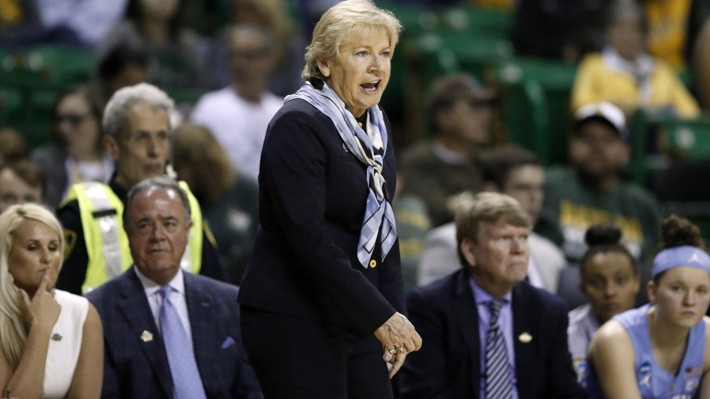 UNC women's basketball coaching staff put on leave