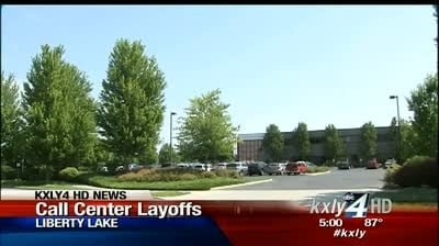 Hundreds face layoffs at Liberty Lake call center